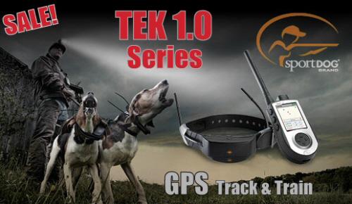 GPS Track & Train Dogs